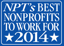 NPT 2014 Best Nonprofits to work for